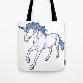 The Unicorn Colored Tote Bag