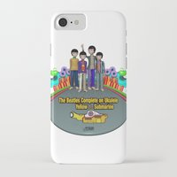 yellow submarine iPhone & iPod Cases featuring Yellow Submarine by The Beatles Complete On Ukulele