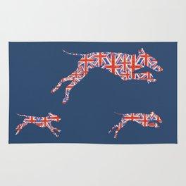 UK WEIMARANER Rug