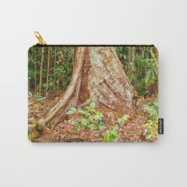 A firm grip on mother earth Carry-All Pouch