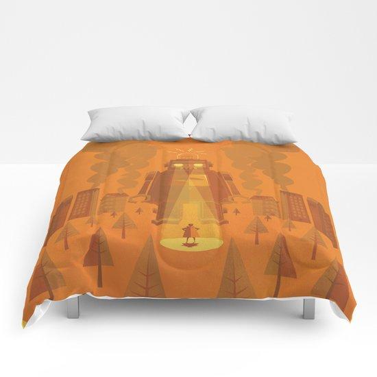 Superheroes SF Comforters