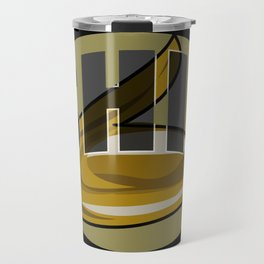 Feces Travel Mug