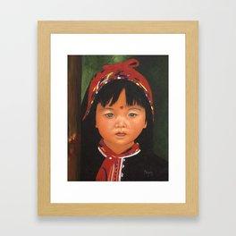 Children of the World 1 Framed Art Print