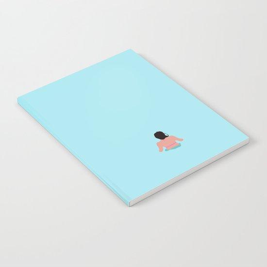 plava laguna Notebook