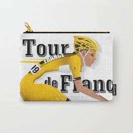 Tour De France cycling grand tour Carry-All Pouch