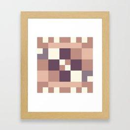 Chocolate Framed Art Print