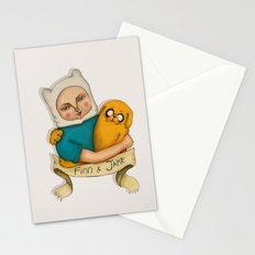 Adventures time! Stationery Cards