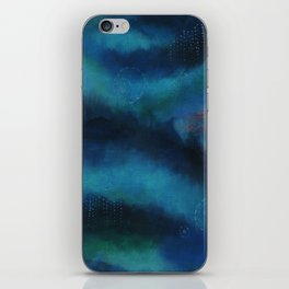 Among the Nebulous Mind iPhone Skin