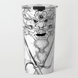 Killer Tengu Travel Mug
