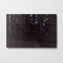 cosmic glitch Metal Print