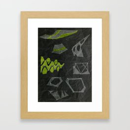 Concept art ez7 Framed Art Print