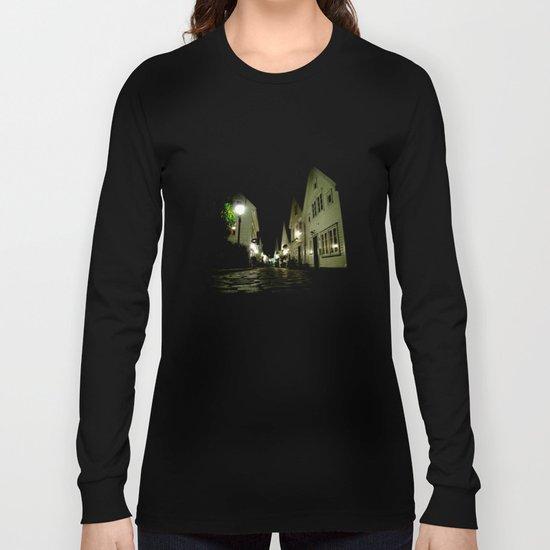 street night. Long Sleeve T-shirt