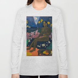 "Paul Gauguin ""Te Aa No Areois (The Seed of the Areoi)"" Long Sleeve T-shirt"