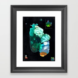 Dney Framed Art Print