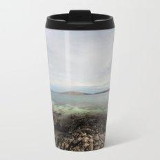 Under horizon Metal Travel Mug