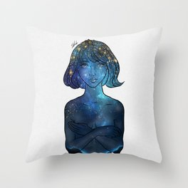 Dark love. Throw Pillow