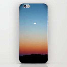 Desert Moon  iPhone Skin
