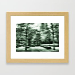 New York 3 Framed Art Print