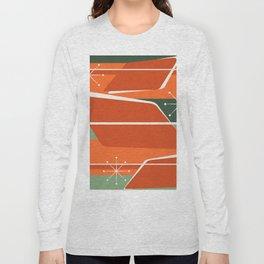 Vintage Retro 04 Long Sleeve T-shirt