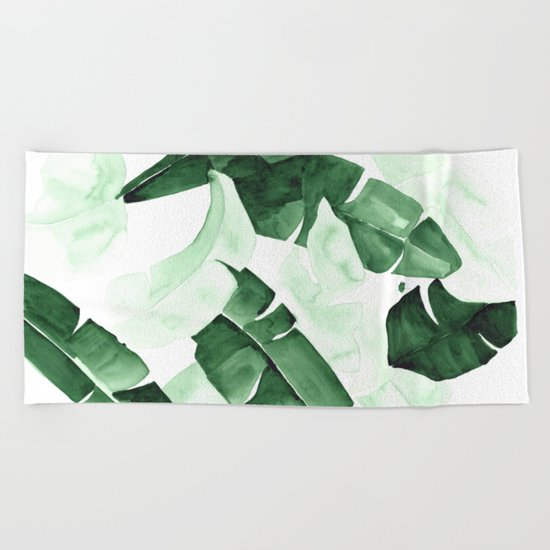 Beverly III Beach Towel