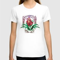 castlevania T-shirts featuring Venus Weed by likelikes