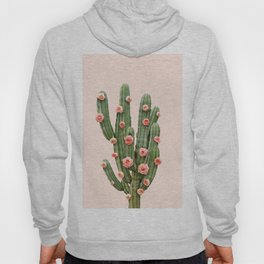 CACTUS AND ROSES Hoody