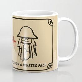 Metal Beard's Rule 1 Coffee Mug