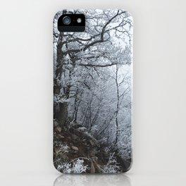 Blizzard // #TravelSeries iPhone Case