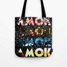 Atoms for Peace: AMOK Tote Bag