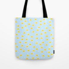 baby cloud pattern Tote Bag