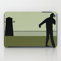 walking dead iPad Cases featuring Walking Dead by Drix Design