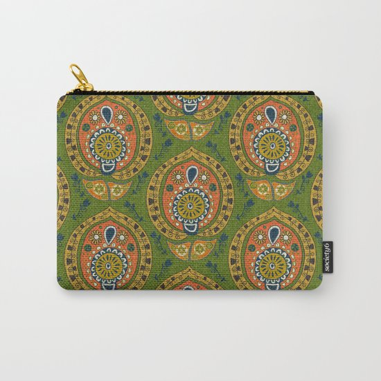 safa green Carry-All Pouch