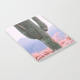 Warm Desert Notebook