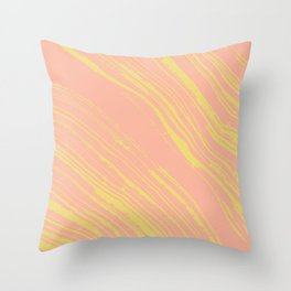 The Rising Form #society6 Throw Pillow