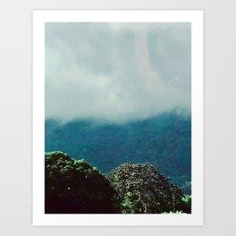 El Salvador Impressions Art Print