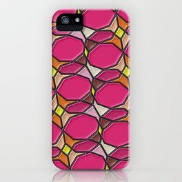 Geometrix 119 iPhone Case