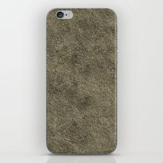 Concrete iPhone & iPod Skin