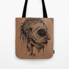Dead Zombie Tote Bag