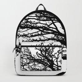 Tree of life | Gothic tree decor | Tree | Black tree Backpack