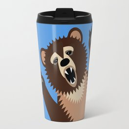 Big Bad Bear Travel Mug