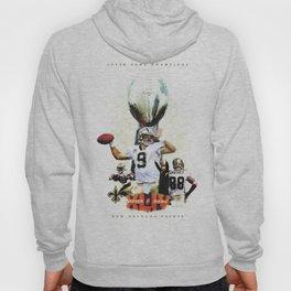 Super New Orleans Saints NFL Football Hoody
