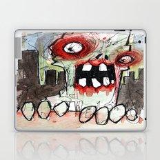 zombie surprise Laptop & iPad Skin