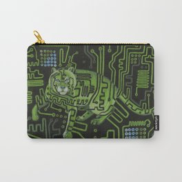 Electric Kingdom Carry-All Pouch