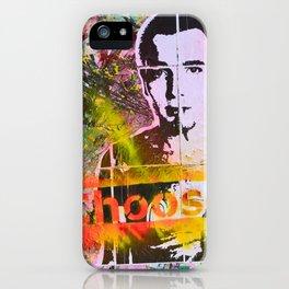 """Born Slippy"" iPhone Case"