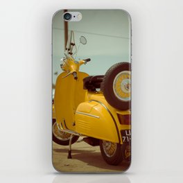 do you know the taste of freedom? iPhone Skin