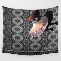 faith Wall Tapestries featuring Faith by aboutlaila