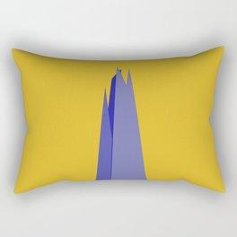 Bauhaus The Shard Rectangular Pillow