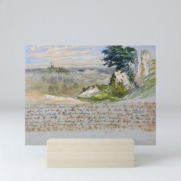 12,000pixel-500dpi - Samuel Palmer - Guildford - Digital Remastered Edition Mini Art Print