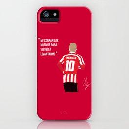 Iker Muniain - Athletic Bilbao iPhone Case