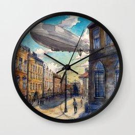 Days Way Back Wall Clock